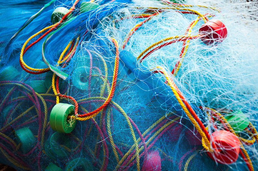 2012 APS-C Cambodia DSLR Backgrounds Blue Fishing Net Multi Colored Netting Nklb No People Still Life Turquoise Colored