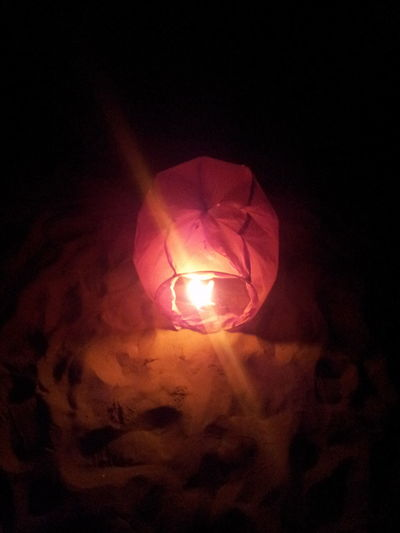 Light Lamp Lampion Candle Night Phito By Me