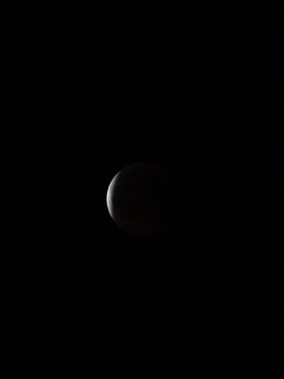 Blood Moon Eclipse over Berlin Germany on July 27th 2018 Moon Astrology Astronomy Beauty In Nature Black Background Black Color Copy Space Crescent Dark Eclipse Eclipse 2018 Half Moon Moon Moon Eclipse Moon Eclipse 2018 Moonlight Natural Phenomenon Nature Night No People Outdoors Planetary Moon Scenics - Nature Sky Space Tranquil Scene Tranquility