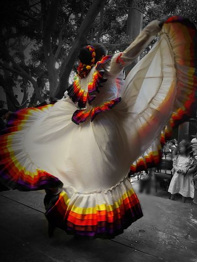 Traditional Clothing Cultures Travel Destinations Performance Arts Culture And Entertainment MexicanTradition Performing Arts Event EyeEm Best Shots Traditional Festival Mexico Dancing