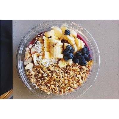 Acai Primo Breakfast Foodporn Behungry Iknowyouwantsome alwayseating itstrue lol vsco