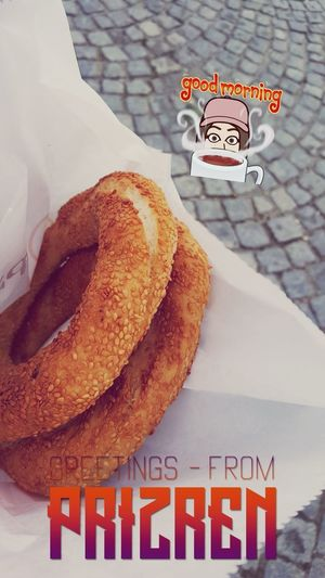 Goodmorning :) Goodmorning EyeEm  Eating Love Brekfast  Sweet Food Food And Drink Pie