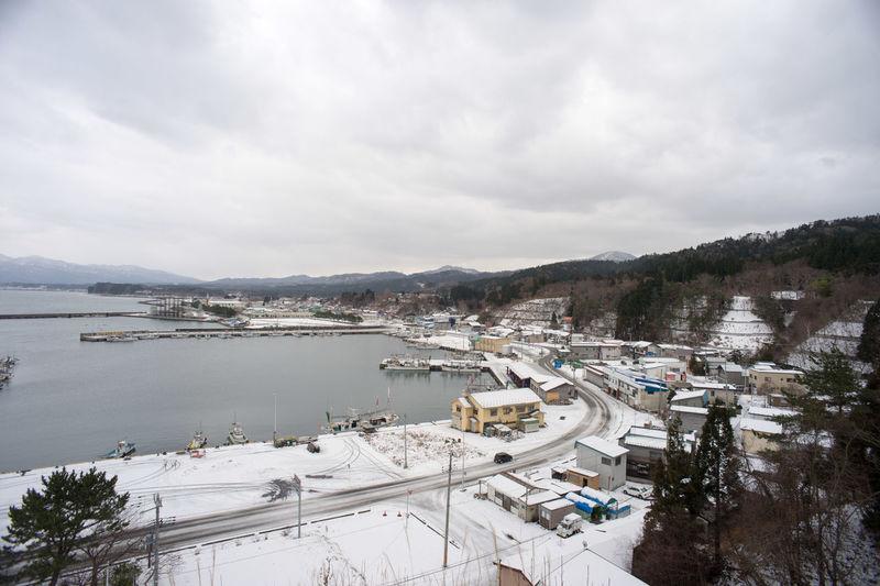 蟹田 EyeEmNewHere Winter Japan 日本 津軽海峡 Japan Photography Beauty In Nature Aomori Prefecture