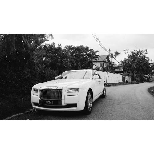 Rolls Royce Rolls Royce Limo 1/1 Out Of Control