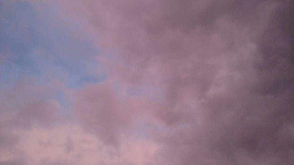 Pink Sky July 1st