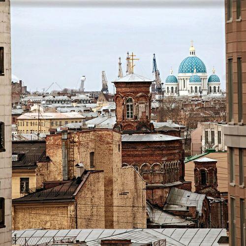 Taking Photos ArchitectureSt.-Petersburg
