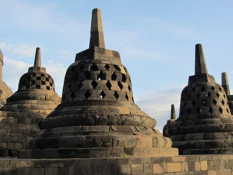 Borobodur Borobodur Sunrise Borobodur Temple Buddha Buddha Statues Dramatic Sky INDONESIA Java Javanese Javanese Architecture Javanese Statue Javanese Tradition Silhouette Stupa Stupas Sunrise Sunrise_sunsets_aroundworld
