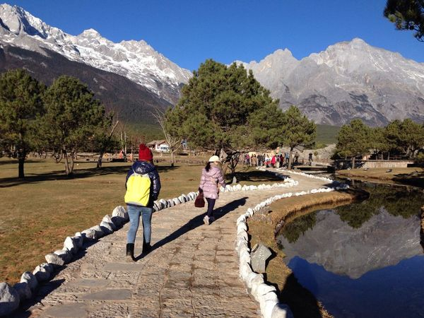 Share Your Adventure Journey Sightseeing Travel Mountain