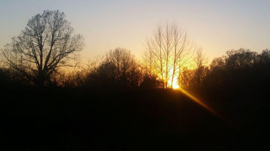 Sunset Missouri