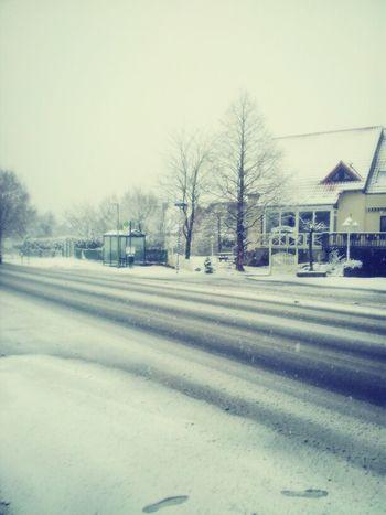 Landscape Snow Scheiße I Hate Snow
