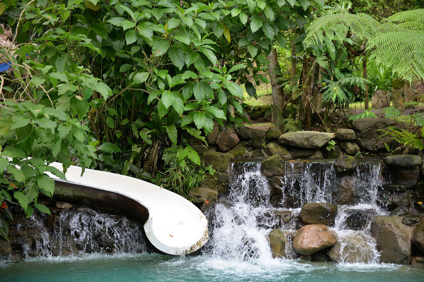 Beauty In Nature Day Dumaguete Eyeem Philippines Floating On Water Forest Camp Green Color Growth Leaf Nature No People Outdoors Plant River Rock - Object Scenics Tranquil Scene Tranquility Water Waterfall