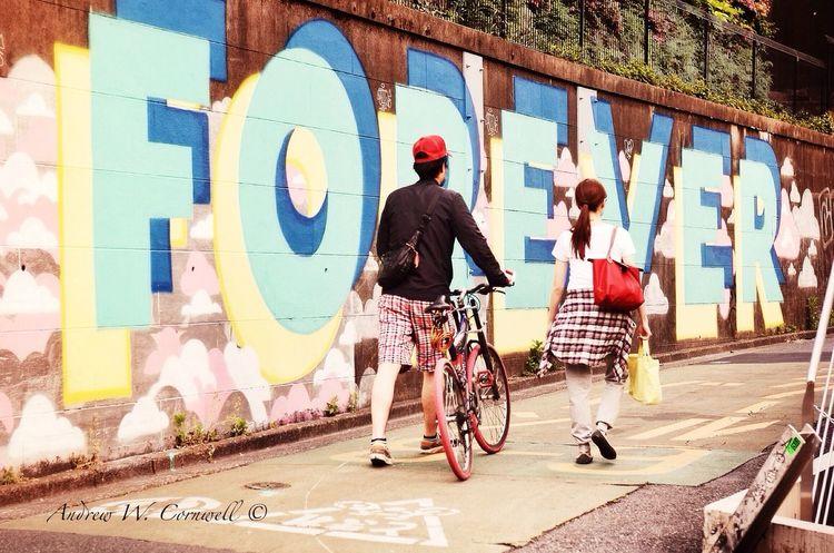 Tokyo, Japan ~ Forever ~ Osanpo Camera A.W.C. Fragments A.W.C. Streetphotography EyeEm Best Shots