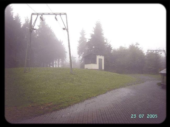 Nebel Wasserkuppe Rhön