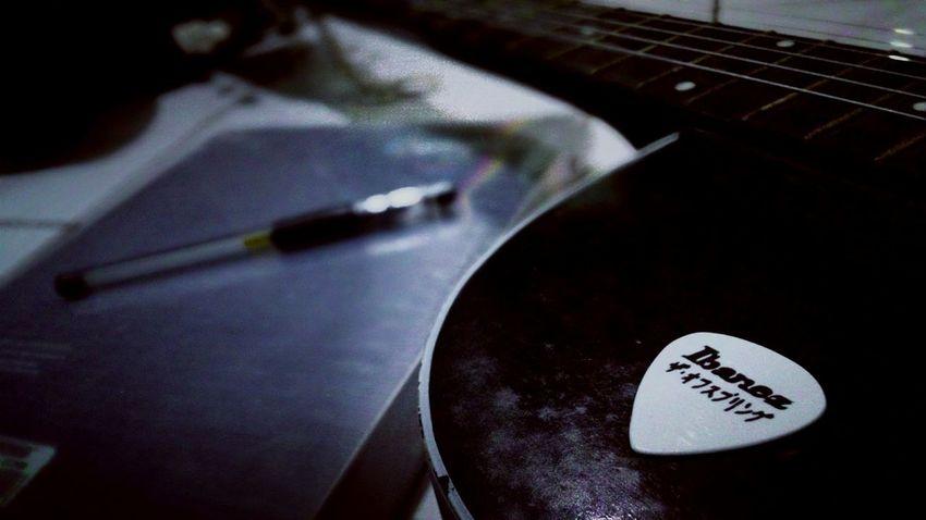 Song Writer Music Musical Instrument Text Close-up Electric Guitar Written Rock Musician Rock Music Musical Instrument String Fretboard Modern Rock Guitarist