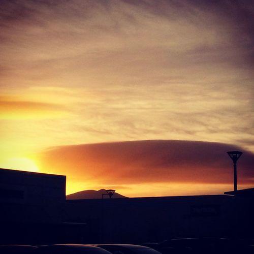 Tralee evening sunset First Eyeem Photo