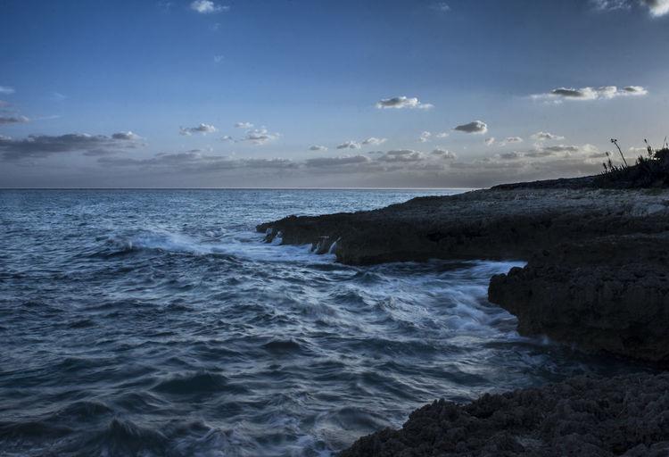 Sea, seaside,