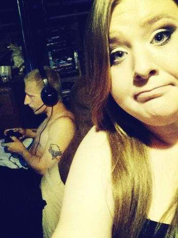 This is what he does when I come over smh Videogames Battlefield 4 PS4 Bored