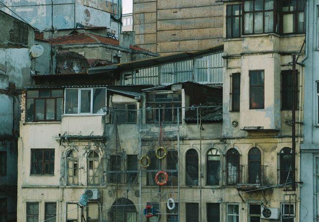 Architecture Karaköy Floating Floating Ring Sea Buoy Buoy Istanbul Turkey Architectural Detail Cozy