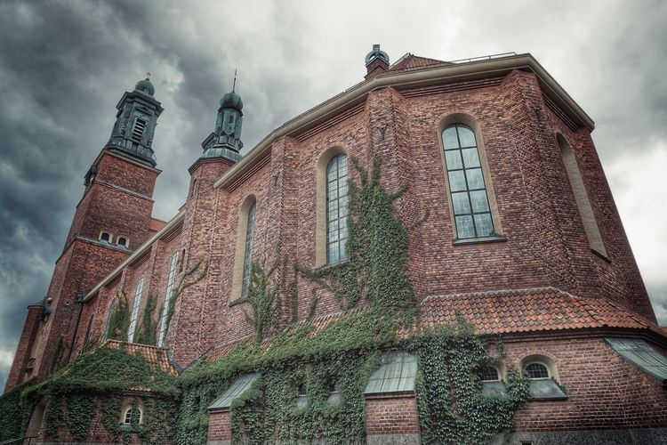 Church 2019 Niklas Storm Juni History City Sky Architecture Building Exterior Built Structure Cloud - Sky Ancient The Past Historic Historic Building Civilization The Architect - 2019 EyeEm Awards My Best Photo