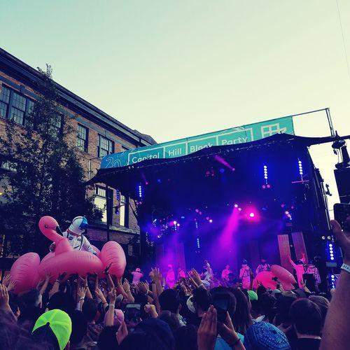 Festival Season Blockparty Seattle Strfkr Music