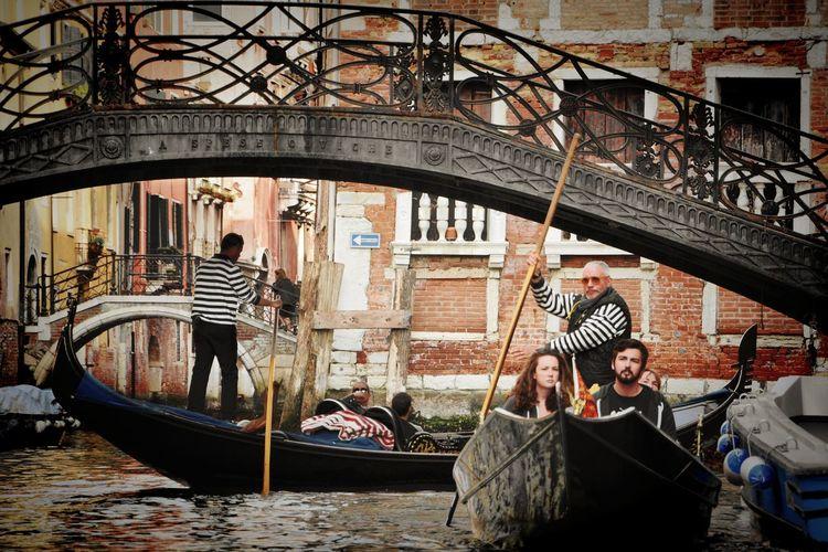 Nikon OpenEdit Veneto Italy Italia Venezia Venice, Italy Venecia Gondola - Traditional Boat Nautical Vessel Gondolier Architecture Travel Gondola