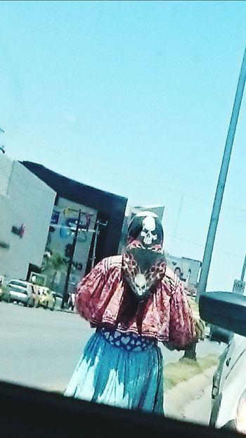 Rarámuri alivianada Torreón, Coahuila