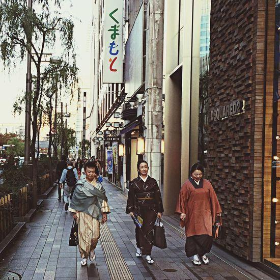 Tokyo Days Japan People