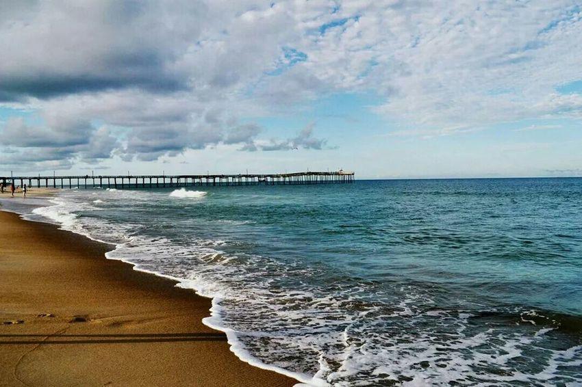 The Outer Bank!! OBX Beachphotography Rodanthe Pier Ocean Sand Waves