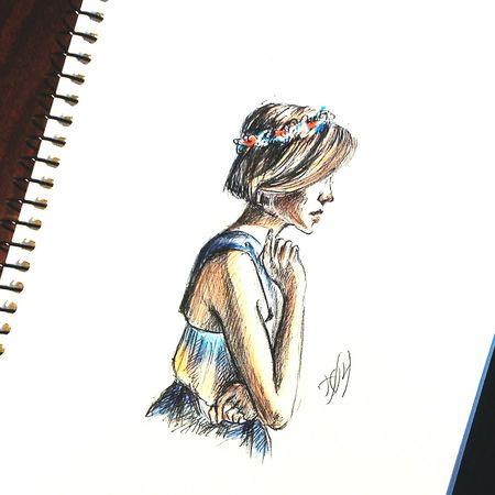 Illustration Sketch Quicksketch Fashionillustration Drawing