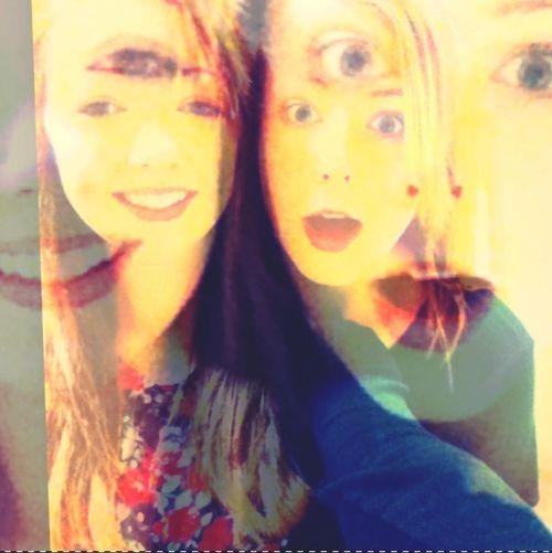I I Love My Bestfriend Selfie First Eyeem Photo