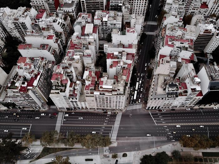 Looking Down 05/1000 City Architecture Road Aerial View Building Exterior Built Structure Outdoors Travel Destinations No People Day Cityscape Drone  Cityscape Sky Architecture Landscape High Angle View Buenosaires Argentina Aerial Shot