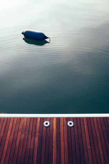 Sailing Balaton Calm Day Deck EyeEm Best Shots High Angle View Lake Lost Nature No People Non-urban Scene Ocean Plank Reflection Sail Sea Ship Summer Views TeamCanon Tranquil Scene Tranquility Water Wood Wood - Material Wood Paneling