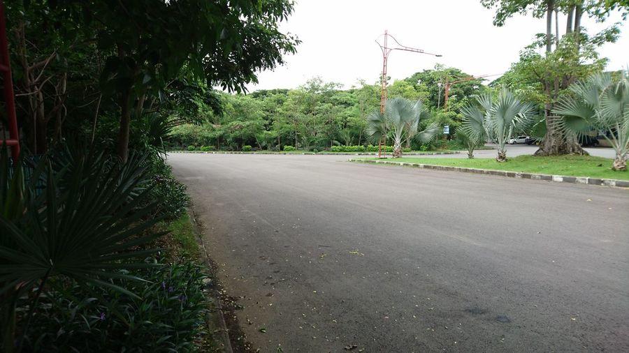 XperiaZ5 Surabaya City Empty Street XPERIA Phoneography
