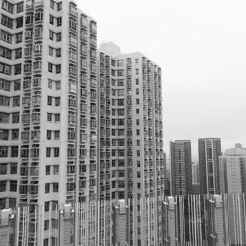 Concrete Jungle Architecture HongKong travel like