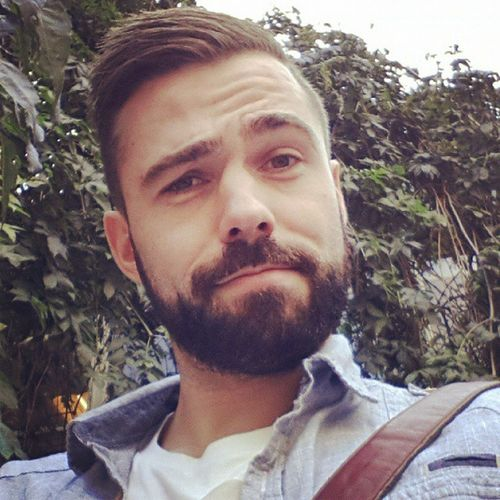 Beard Beardedguy Beardedgay GayUK gayuk bear coventryuni