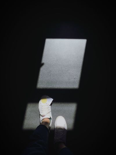 EyeEm One Person Real People Human Body Part Shadow Low Section Shoe EyeEmNewHere Sunlight Day Lifestyles Women Nature