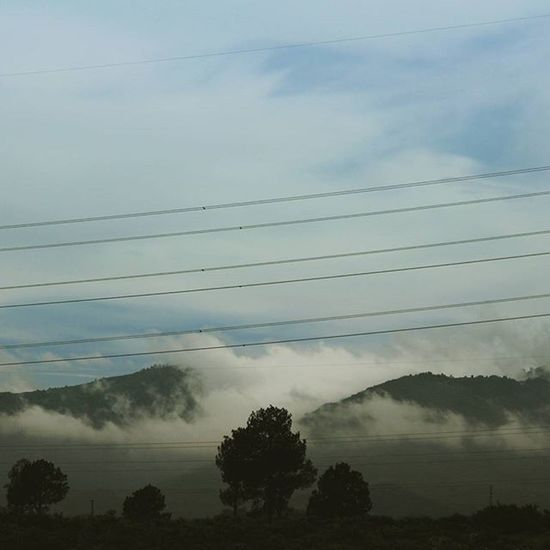A cloudy weather... MargallaHills Cloudcover Shahzebinc