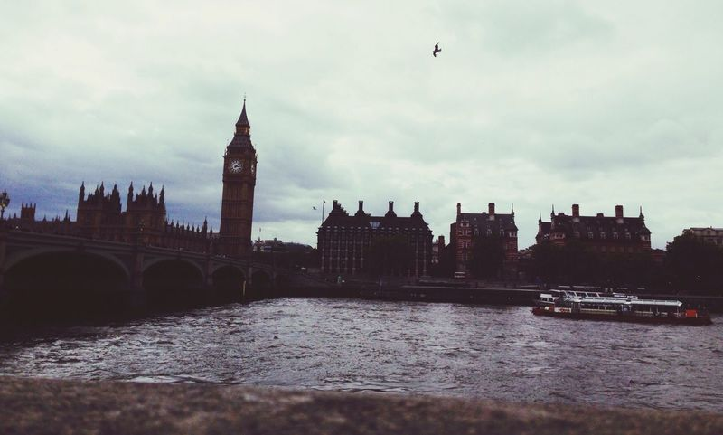 Bigben London Landscape Europe