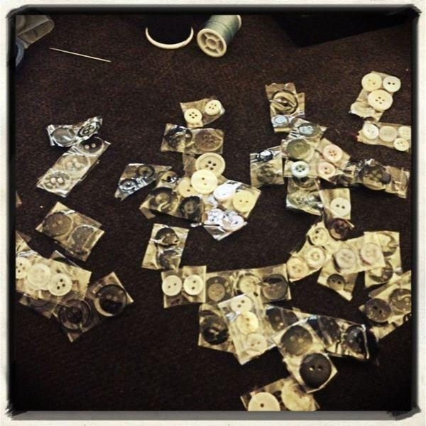 OCD, me? 😉 Phototoaster Ocd Buttons Crafting Sort K8marieuk Button Sellotape Sad