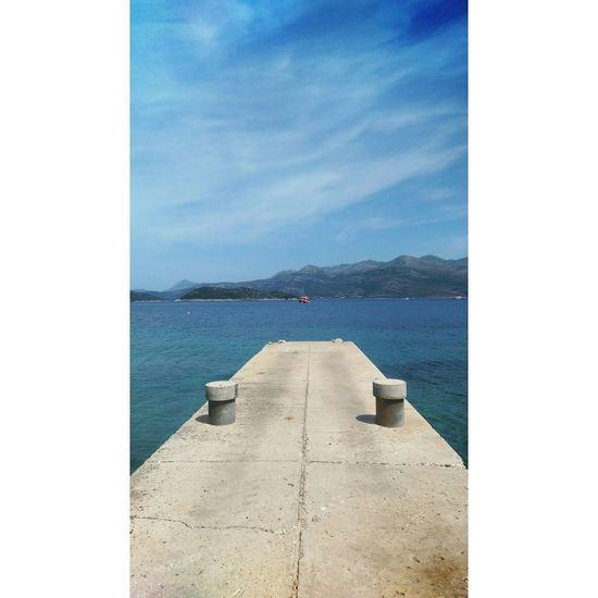 Beautiful Croatia ❤ Lopud Croatia ♡