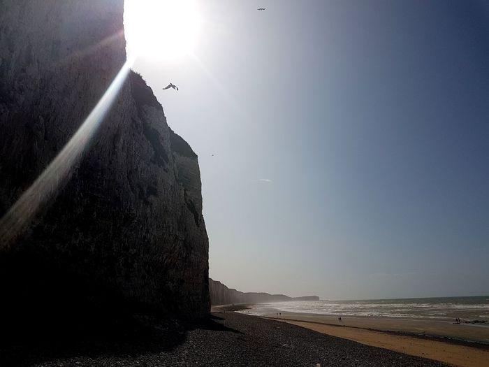 Sun Beach Sky