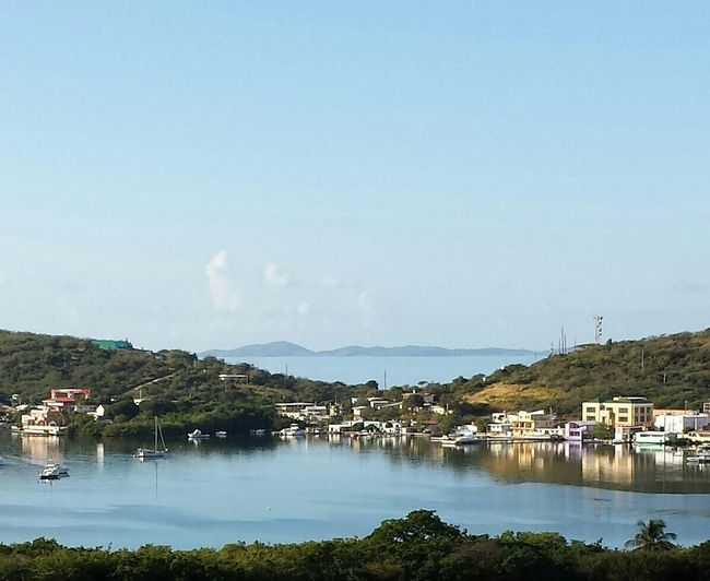 """""""the bay from my house... the storm seems to be over... is calm... the sun is shining... and now it can reflect the amazing things that it holds in it""""... Island Island Life My Thoughts in Isla Culebra ,Puerto Rico"""