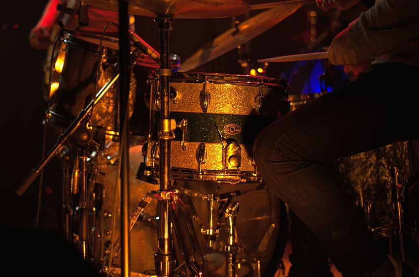 The beat goes on Drum Kit Montreal Rocks Musical Instrument Musician Music Rock Performance Stage Concert Show Drums