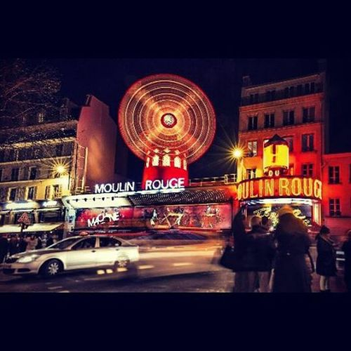 Moulin Rouge❤ Gianlucacericolaphotography Parisjetaime Moulinrouge Night Bonsoir Paris Love France Pigalle Parigi Imissyou Instalike Instagood Picoftheday Photograph Photooftheday Followme Follow Like4like Instaparigine