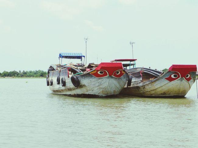 Vietnam Eye4photography  Photography Vietnam Trip Water Ship Ships Shiplife
