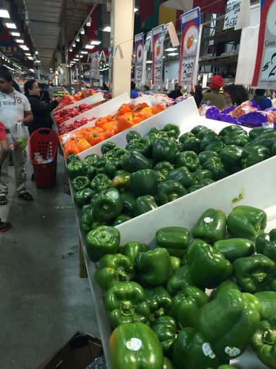 Your Dekalb Farmers Market A World Market Vegetables Peppers Pimientos Varieties And Choices Exotic Foods Produce Fresh Food Healthy Choices