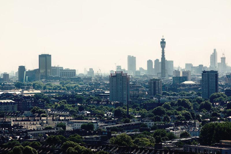 Architecture BT Tower London City City Eyem Best Shots Eyemphotography London London From Above London Photography Outdoors Polution Skyscraper Urban Skyline EyeEm LOST IN London