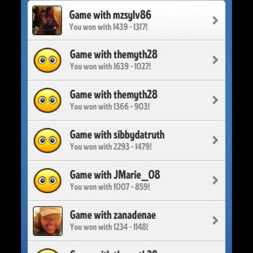 Who think they can beat me