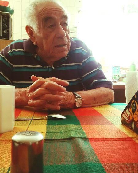 Anécdotas de más de 80 años Family Matters First Eyeem Photo