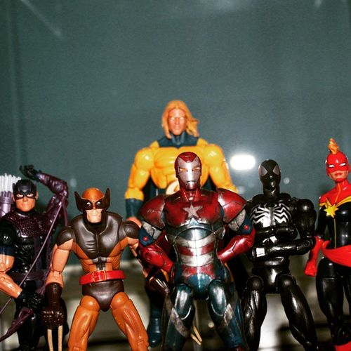 Late reply to @10rd_t3ntakulz Who would save the world if the Avengers failed? Norman Osbourne & chums...Better known as the Dark Avengers! (yeah yeah i know im missing Ares 😞) Aftcuk  Anarchyalliance Ata_dreadnoughts Darkavengers Marvel Toygroup_alliance Toyboners Toysaremydrug Toyslagram Toys4life Toyunion Virustoys _byot